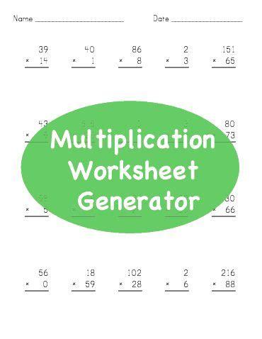 Math homework help multiplication